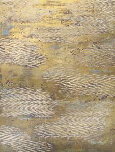 Lemon Gold Waves