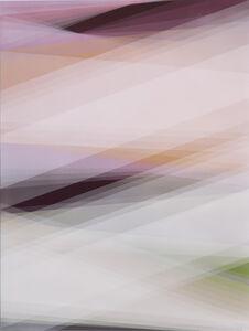Untitled (red-orange-green)