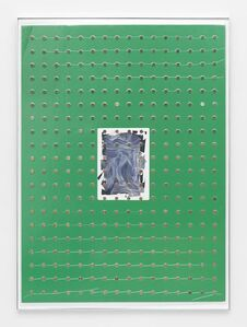 Brandon Boyd (Incubus) 'Maps #2'  (2014 watercolor, oil pens and ink on paper inches 16,5 inches x 11,5 unframed'') + Complete Set of Lincoln Wheat Cents 1909-2014 ( no 1922 Plain ) has VDB S 1914 D