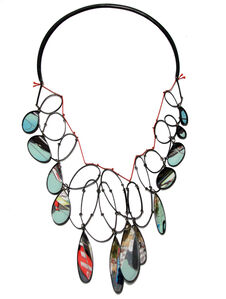 Upside Down In Paradise: Chicken Little / The Sky is Falling (Necklace)