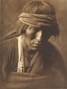Hastobiga - Navanho Medicine - Man