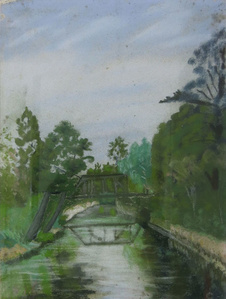 Bridge Near Logtown