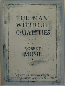 The Man Without Qualities #1