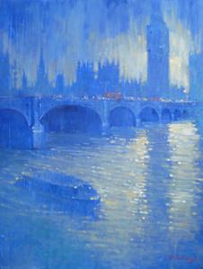 Westminster Blue (Majorelle)