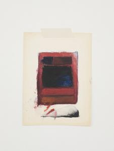 Homenagem - Teste de cores imaginário (M. Rothko)