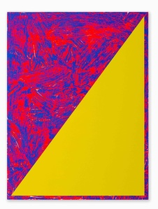Untitled (Triangle Painting #11)