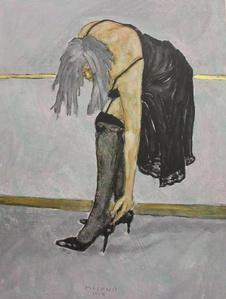 Bending Ballerina