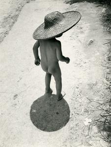 Refugee child, Hong Kong