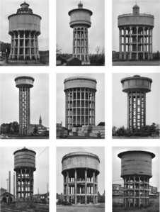 Typology Watertowers