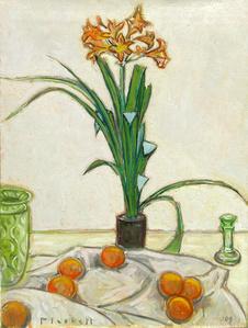 Clivia and Oranges