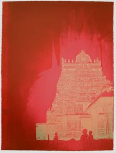 Temple Series - Garbagriha II