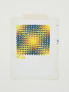Homenagem - Teste de cores imaginário (J. LeParc)