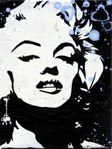 Marilyn Blue 2013