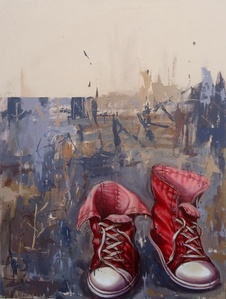 The Shoes (After Van Gogh)