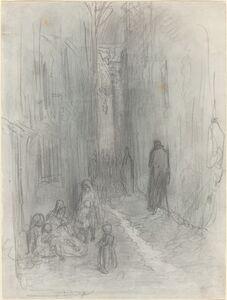 A Backstreet in London