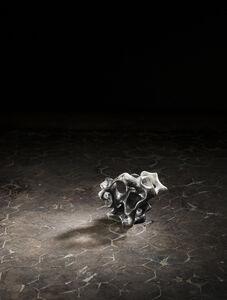 Clay Lingbi Stone in Palm 掌心靈壁 #7
