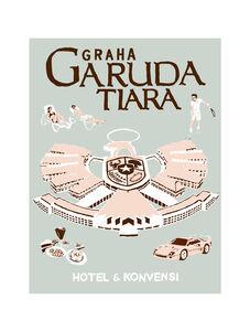 "Graha Garuda, 1996 (from the series ""Tanah/Impian (Dream/Land)"")"