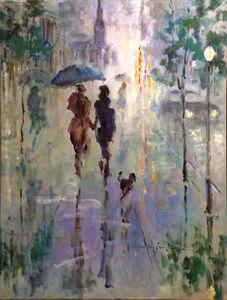 Rainy Day Lovers