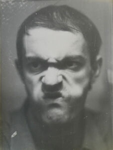 From the Grimaces Series I