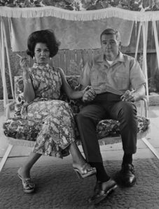 Cleo and James Pruden, from Suburbia series