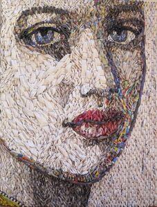 FEMALE HEAD/ MADONNA #27