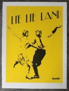Lie Lie Land (fluorescent yellow)