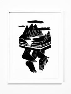 Blk Mountain (2/6 The Fretless Series)