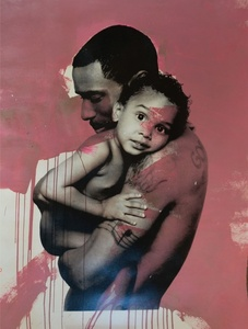 Love Father and Child (Carnation)