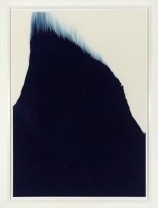 Untitled (Parisblau)