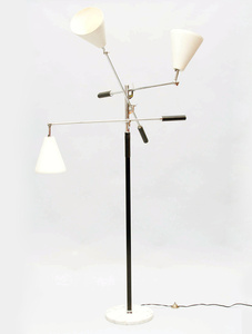 3 Arm Floor Lamp