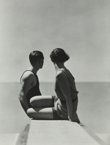 Divers, Horst with Model, Paris