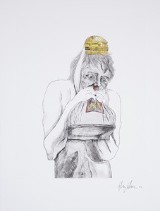 Man Devouring Big Mac (3)