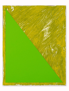 Untitled (Triangle Painting #15)