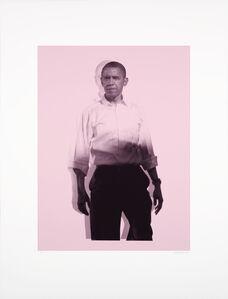 Obama, Pink