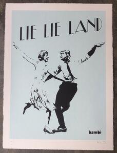 Lie Lie Land (soft blue) SOLD OUT