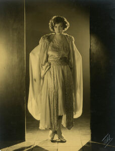 Constance Talmadge, 2 photographs