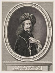 Petrus Dupuis Monsfortensis pictor Regius Academicus