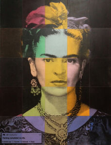 "Frida Kahlo ""Painting Completed My Life"""