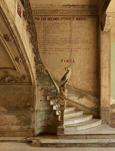 Fidel's Last Stairway, Havana