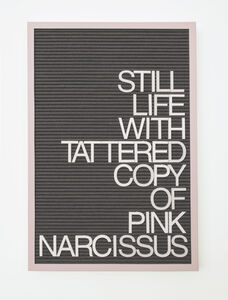 Untitled / Pink Narcissus