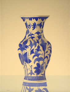 Vessel with Flowers
