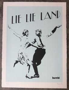 Lie Lie Land (soft blue) VERY LOW AVAILABILITY