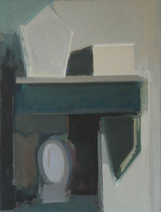 Cupboard with Mirror