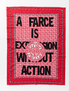 A Farce is Expression without Action