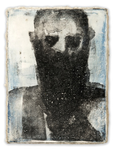 mixed media on canvas | 40x30 cm