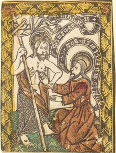 Christ Appearing to Saint Thomas