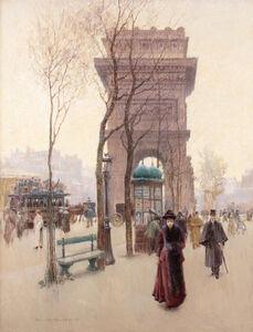 Place de l'Etoile, Paris