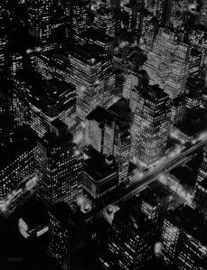 Night View, New York