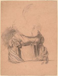 Study of a Woman's Dress