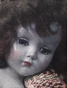Doll Face Pillow